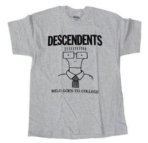 Descendents Milo Goes to College Shirt - DeadRockers