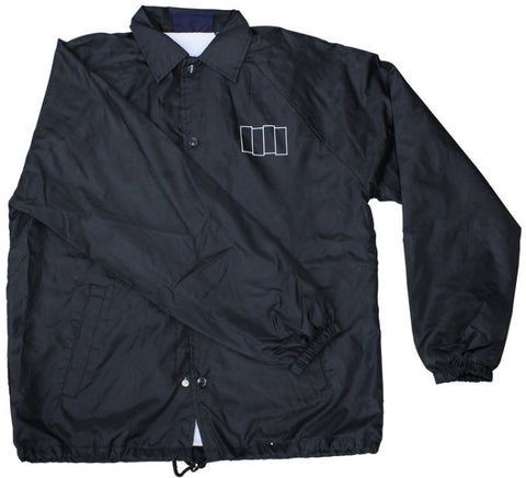 Black Flag Wind Breaker Jacket - DeadRockers