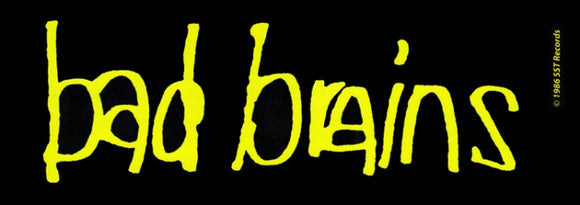 Bad Brains Sticker
