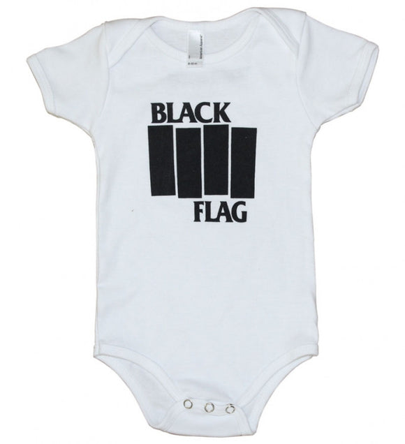 Black Flag Onesie