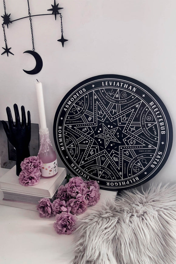 Summoning Spirit Board