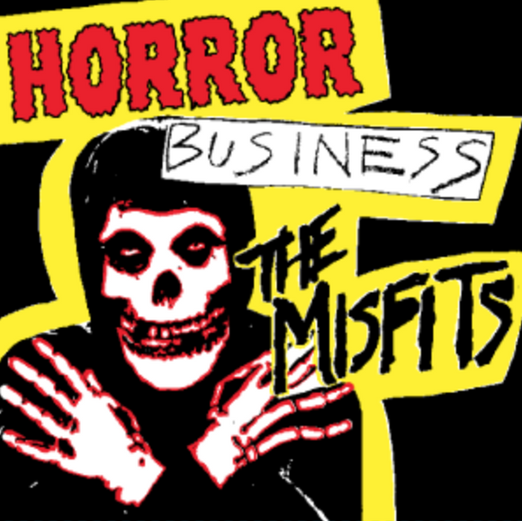 Misfits Horror Business Magnet