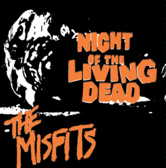 Misfits Night of the Living Dead Magnet