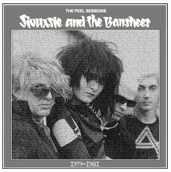 Siouxsie And The Banshees - The Peel Sessions 1979 to 1981 LP