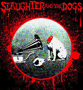 Slaughter & the Dogs Back Patch