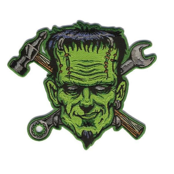 Spare Parts Frankenstein Patch