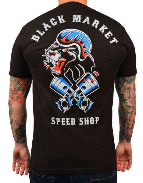 Speed Shop Tee