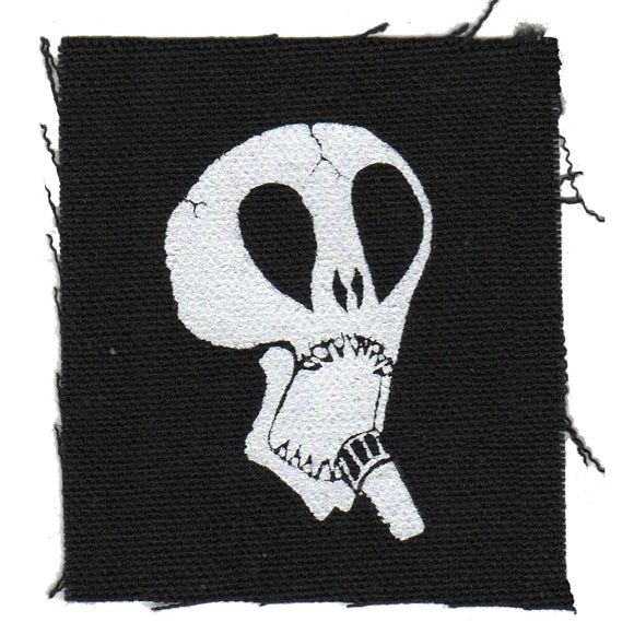 Mini Subhumans Skull Patch