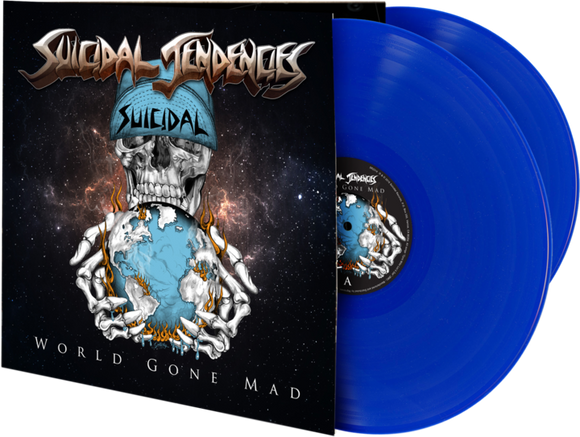 Suicidal Tendencies - World Gone Mad 2XLP