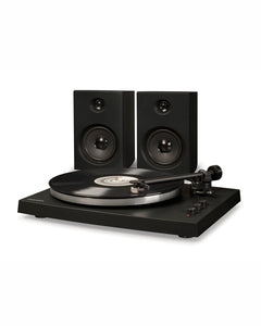 T150 Turntable System - Black