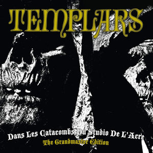 Templars - Dans Les Catacombs Du Studio De L'Acre (The Grandmaster Edition) LP
