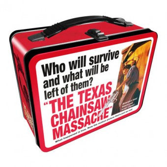 Texas Chainsaw Massacre Lunch Box