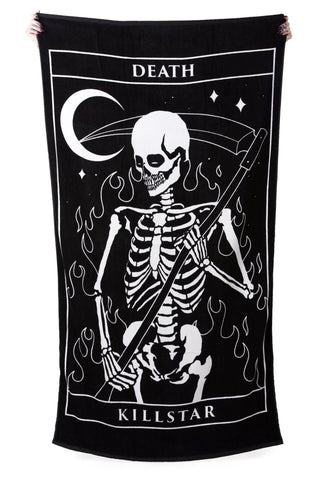 Death Thirteen Beach Towel