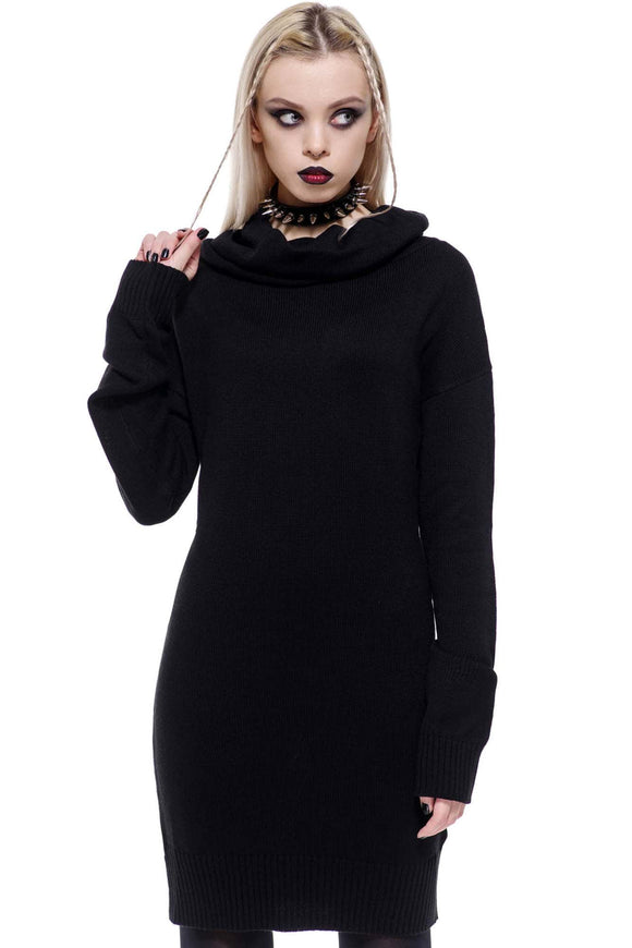 Type A Knit Sweater Dress