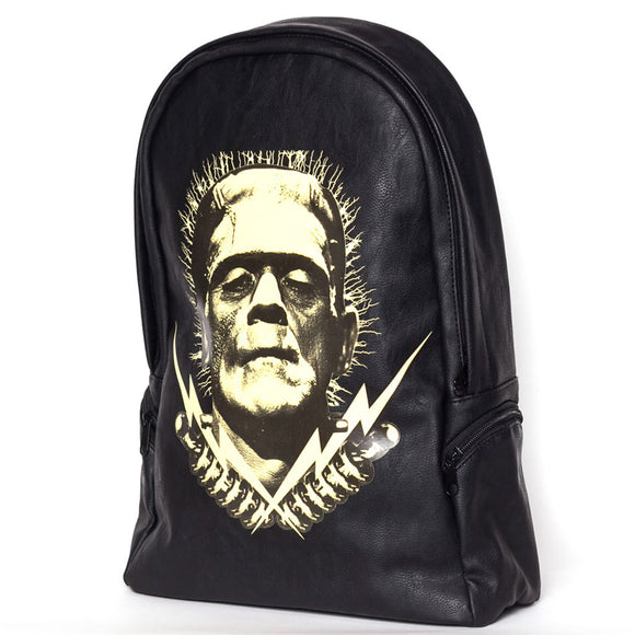 Frankenstein Monster Bolts Backpack