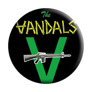 The Vandals 'gun' Pin