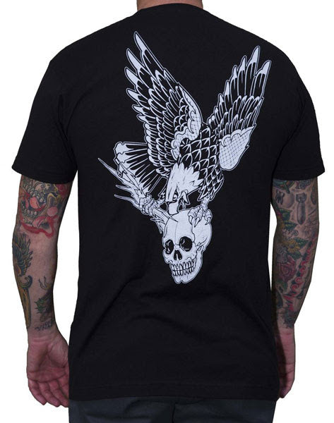Vengeance Eagle Skull Shirt