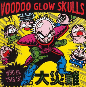 Voodoo Glow Skulls - Who Is This Is CD - DeadRockers