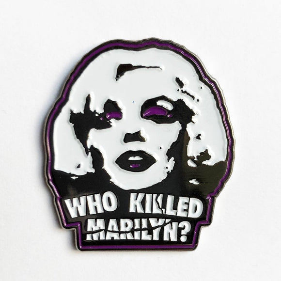 Who Killed Marilyn Pin