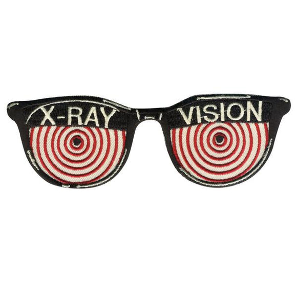 X-Ray Vision Patch