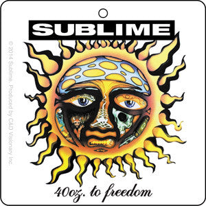 Sublime Air Freshner - DeadRockers
