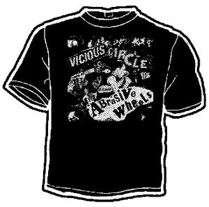 Abrasive Wheels Band Tee - DeadRockers