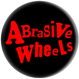 Abrasive Wheels Logo Pin - DeadRockers