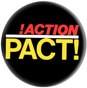 Action Pact Pin - DeadRockers