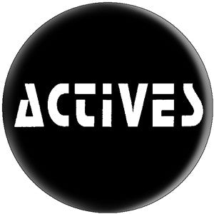 Actives Pin - DeadRockers