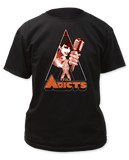 Adicts Clockwork Monkey Band Tee
