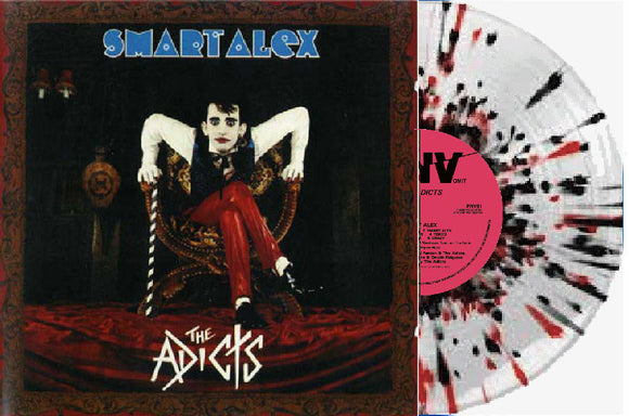 Adicts - Smart Alex LP Exclusive Splatter