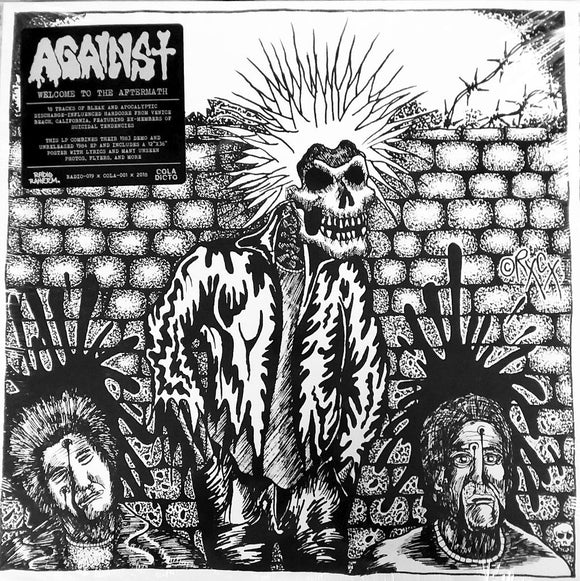 Against - Welcome To The Aftermath LP