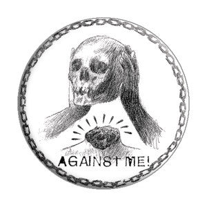 Against Me Pin - DeadRockers