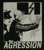 Agression Skull Patch - DeadRockers