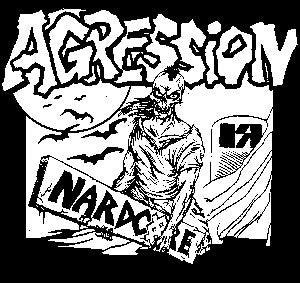 Agression 'Nardcore' Patch - DeadRockers