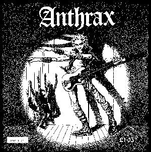 Anthrax Patch - DeadRockers