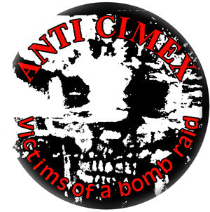 Anti Cimex Pin - DeadRockers