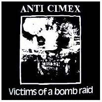 Anti Cimex Patch - DeadRockers