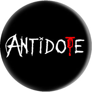 Antidote Pin - DeadRockers