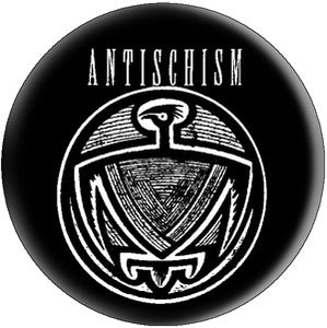 Antischism Pin (CLEARANCE!)