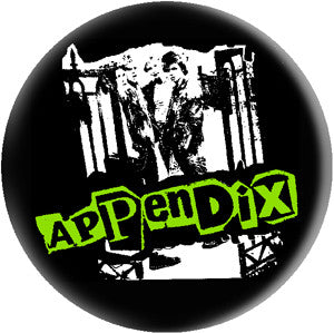 Appendix Pin - DeadRockers
