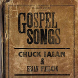 "Chuck Ragan/Brian Fallon Split - Gospel Songs  7"" - Clear Vinyl - DeadRockers"