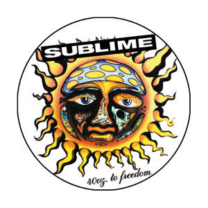 Sublime Sun Pin - DeadRockers