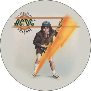 AC/DC High Voltage Pin - DeadRockers