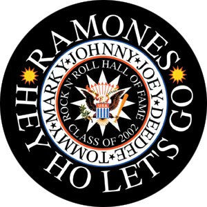 Ramones Hey Ho Pin