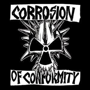 Corrosion of Conformity Square Pin - DeadRockers