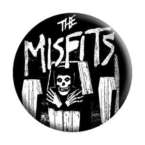 Misfits Coffin Pin - DeadRockers