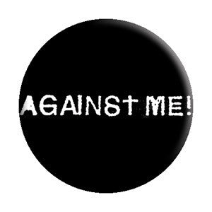Against Me Logo Pin - DeadRockers
