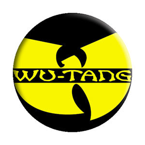 Wu-Tang Clan Yellow Pin