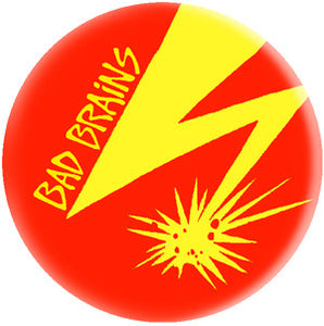Bad Brains Pin